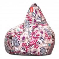 Кресло мешок Комбо Совы
