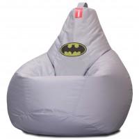 Кресло мешок Бэтмен Серый