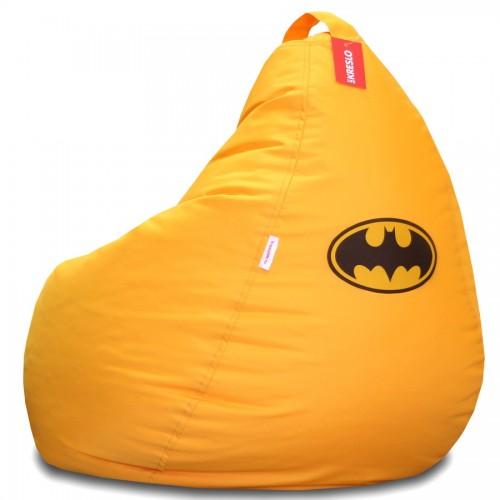 Кресло мешок Бэтмен Желтый