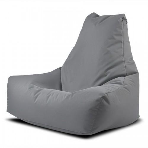 Кресло мешок Kosta Серый