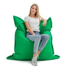 Кресло Мешок Мат Зеленый