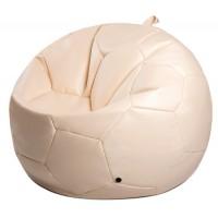 Кресло мешок Мяч Белый