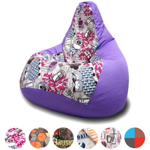Кресло мешок Комбо