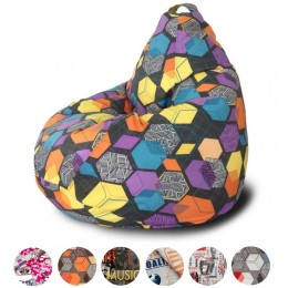 Кресло мешок Принт