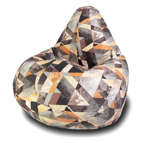 Кресло мешок Сноу Браун