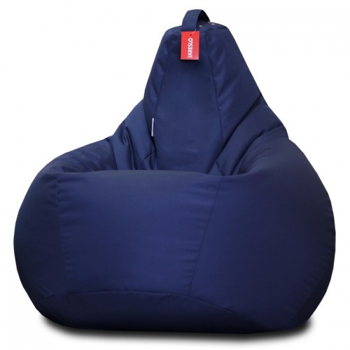 Кресло мешок Темно-синий