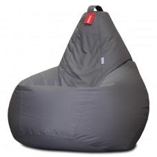 Кресло мешок Серый