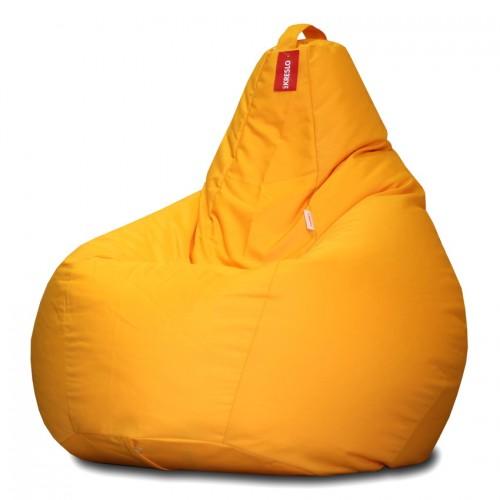 Кресло мешок Желтый