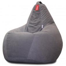 Кресло мешок Велюр Кокао