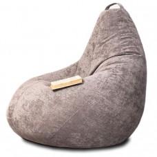 Кресло мешок Велюр Латте